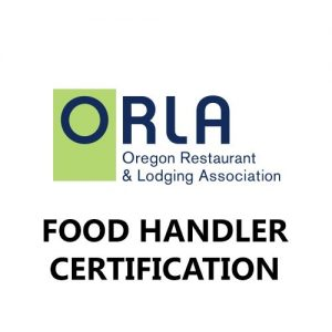 ORLA Food Handler Certification